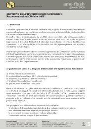 Ipotiroidismo subclinico (AME) - docvadis