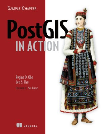 PostGIS in Action - Manning Publications