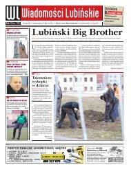 Lubiński Big Brother - Lubin