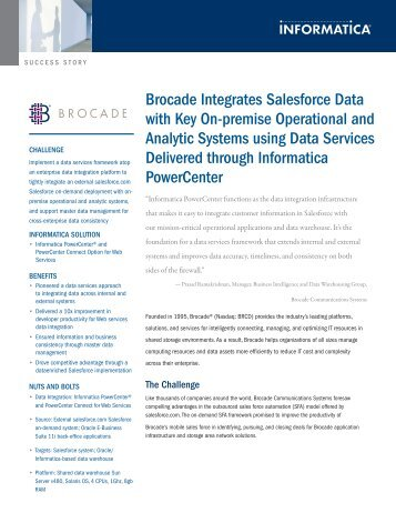 Cemex Constructs Unified Global Data Architecture For Informatica