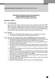 Suplemen Pedoman PNPM - P2KP