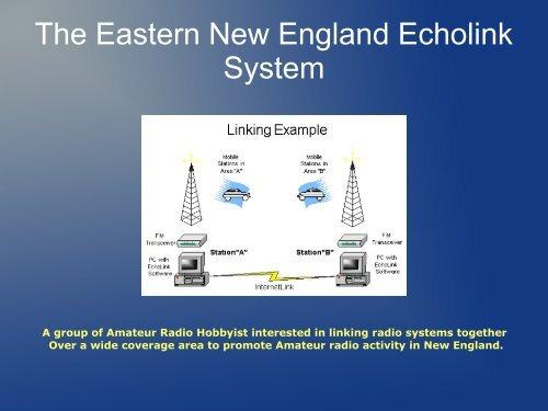 The Eastern New England Echolink System - ctsara