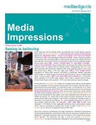 GL Media Impressions 4 Jan 2008 - MEC
