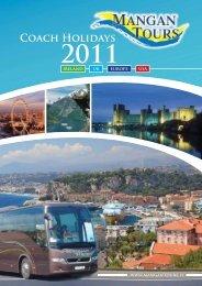2011 - Mangan Tours