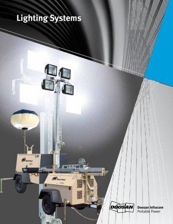 Lighting Systems - Doosan BobCat Chile