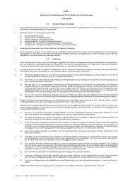 VOB/B Allgemeine Vertragsbedingungen für die ... - selfmeister