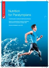 athletes' medical information - Coca-Cola