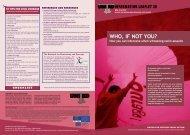 leaflet - UNITED for Intercultural Action