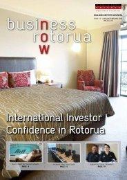 January/February 2013 - Rotorua Chamber of Commerce