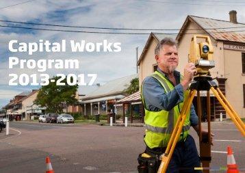 four year capital works program 2013 - 2017 - Maitland City Council