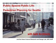 with Gehl Architects - Green Futures Lab