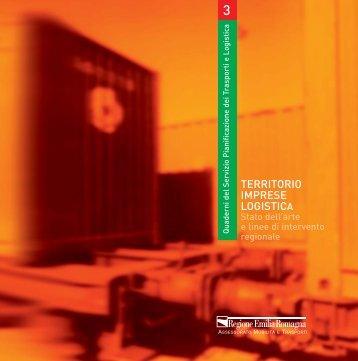 territorio imprese logistica - Mobilità - Regione Emilia-Romagna