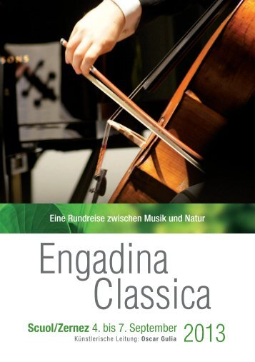 Scuol/Zernez - Engadina Classica