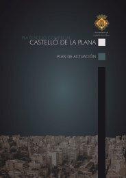 06. Plan de actuación. - Ayuntamiento de Castellón