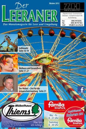 Gallimarkt Seite 16-19 Wellness und Gesundheit Seite 21-27 Der ...