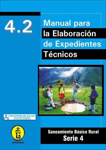 Manual para la Elaboración de Expedientes ... - Bvs.minsa.gob.pe