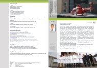 Newsletter KSSG Ortho 1/2013 - Kantonsspital St. Gallen