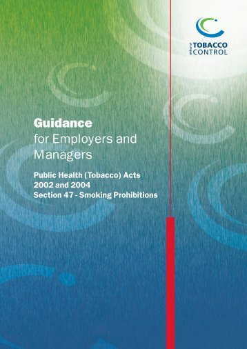 Guidance for Employers and Managers