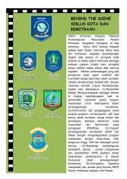 WARTA LGPP OC 2 PNPM Mandiri Perkotaan Provinsi ... - P2KP
