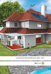 CATÁLOGO NOVIDADES OLICLIMA - 2012 - Projectista.pt