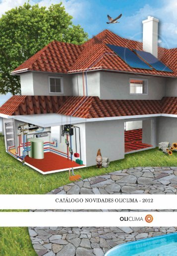 CATÁLOGO NOVIDADES OLICLIMA - 2012 - Projectista.pt