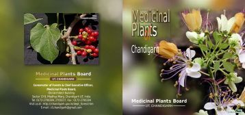 Medicinal Plants of Chandigarh