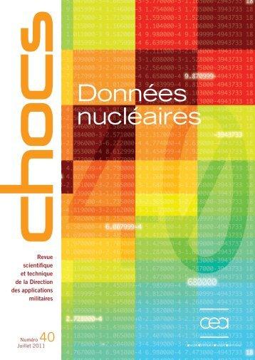 Juillet 2011 [PDF] - Physique/Chimie - CEA