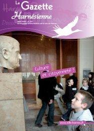 Ce line gazette MARS 2010_v8:Mise en page 1 - Ville de Harnes