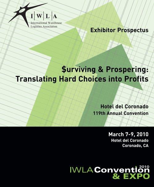 Exhibitor Prospectus - IWLA.com