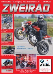 Optimiert: Moto Morini Corsaro Erste 08er ... - Maniac Motors