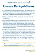Neues Verkehrskonzept - Landesklinikum Wiener Neustadt - Seite 2