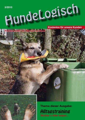 Heft 3/2010 - bei Hunde-logisch.de