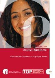 Respect du multiculturalisme (PDF, 443.14 Kb) - Fedweb - Belgium