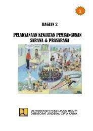 pelaksanaan kegiatan pembangunan sarana & prasarana - P2KP