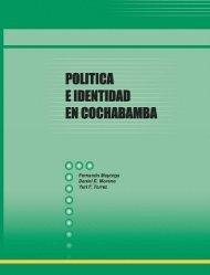política e identidad en cochabamba - Ciudadania Bolivia