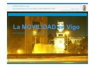 La MOVILIDAD en Vigo