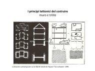 I lezione_i principi tettonici del costruire. muro e trilite.