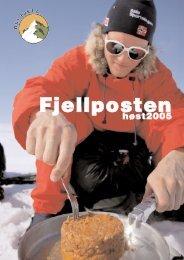 Høst 2005 - OSI Fjell