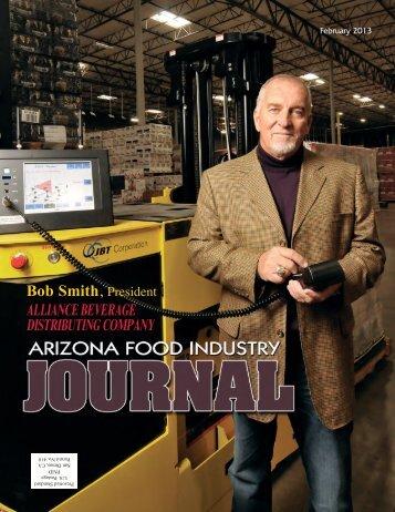 AFMA - February 2013 - Arizona Food Marketing Alliance