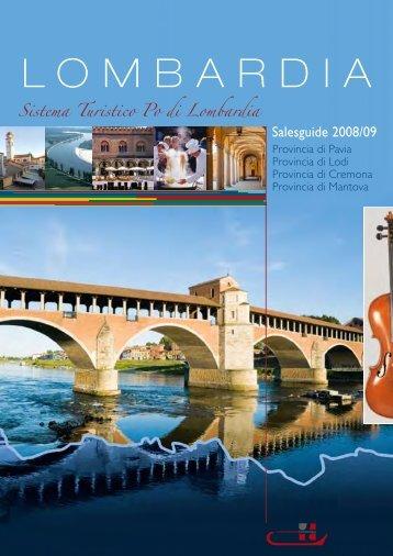 Sistema Turistico Po di Lombardia - Maggioni TM