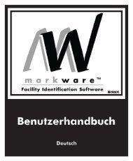MarkWare 3.0 User's Guide