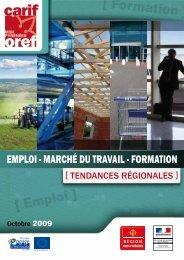 Emploi, marché du travail, formation - Carif Oref Midi-Pyrénée