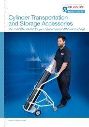Cylinder Transportation Brochure - Air Liquide UK