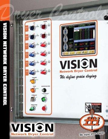 Vision Network Dryer Controls