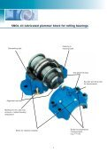SNOL oil-lubricated plummer block for rolling bearings - Page 4