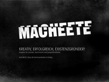 KREATIV, ERFOLGREICH, EXISTENZGRÜNDER! - Für-Gründer.de