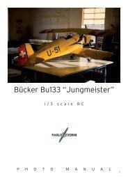 "Bücker Bu133 ""Jungmeister"" - Home page di Paolo Severin"