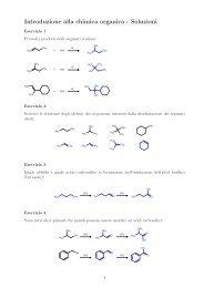 Introduzione alla chimica organica - Soluzioni - ZyXEL NSA210