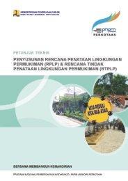 Petunjuk Teknis RPLP - P2KP