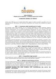 Condizioni generali di vendita CONDIZIONI GENERALI DI VENDITA ...